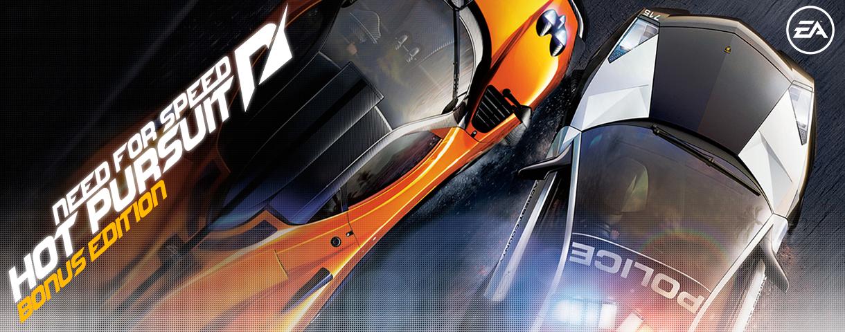 Need For Speed Hot Pursuit Bonus Edition