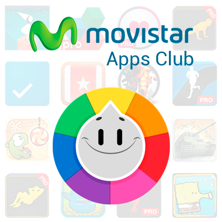 MOVISTAR APPS CLUB